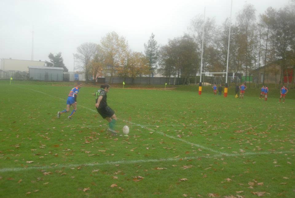 RCB vs Honfleur  2012