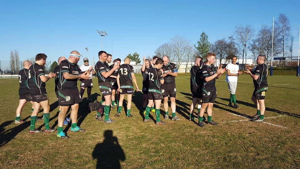 Read more about the article 24/02/2019 – Belle victoire du RCB contre Blangy